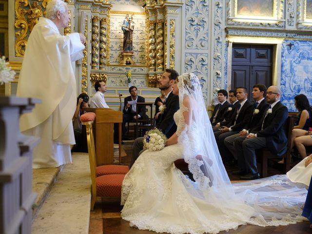O casamento de João e Inês em Bucelas, Loures 49