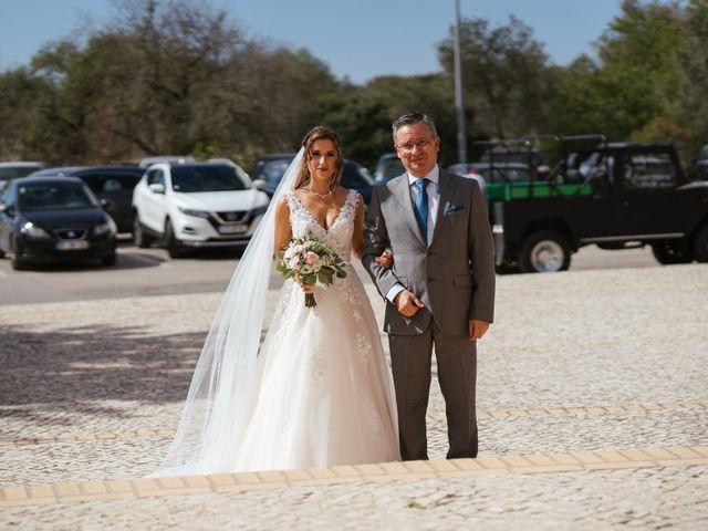 O casamento de Marco e Margarida em Pêra, Silves 12
