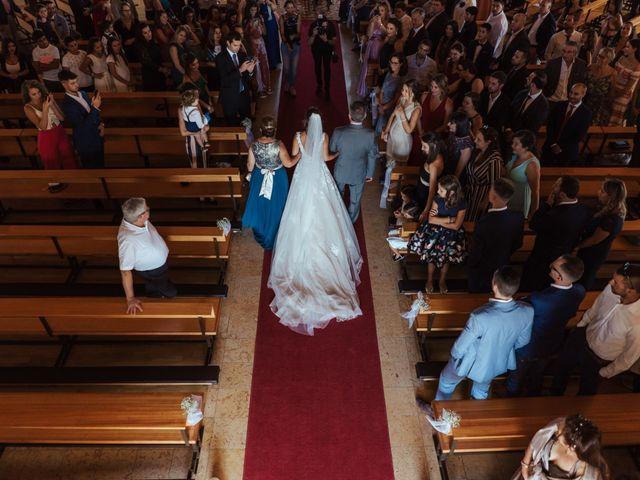 O casamento de Marco e Margarida em Pêra, Silves 13