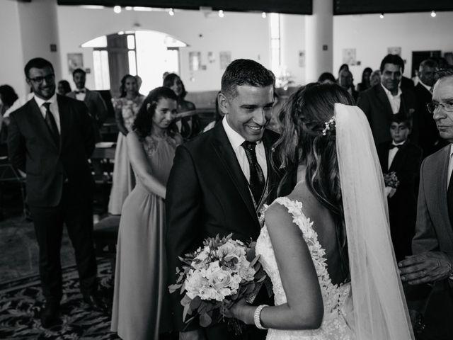O casamento de Marco e Margarida em Pêra, Silves 14