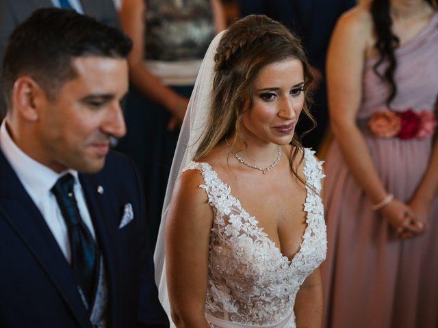 O casamento de Marco e Margarida em Pêra, Silves 15