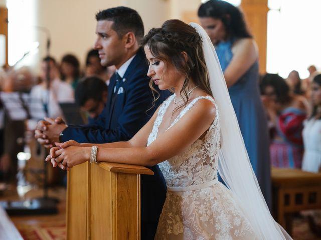 O casamento de Marco e Margarida em Pêra, Silves 17