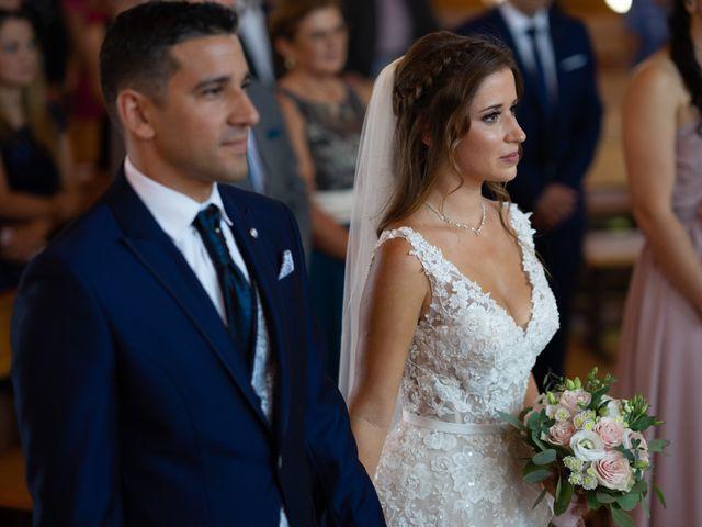O casamento de Marco e Margarida em Pêra, Silves 18