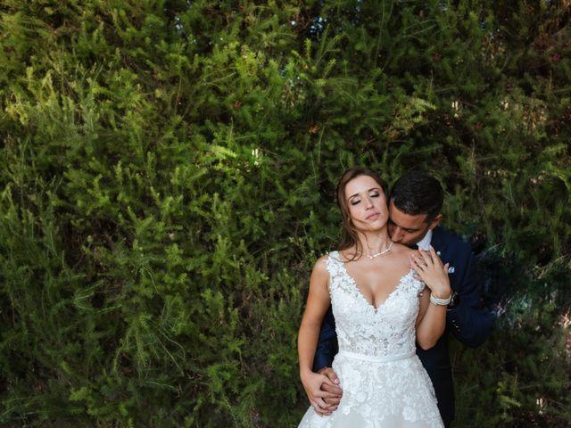 O casamento de Marco e Margarida em Pêra, Silves 22