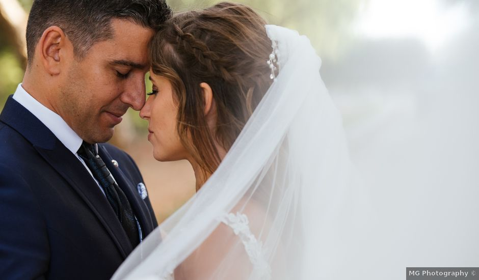 O casamento de Marco e Margarida em Pêra, Silves