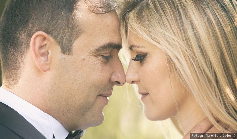 O casamento de Bruno e Monica em Lousada, Lousada