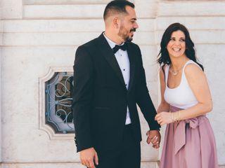 O casamento de Célia e Nuno