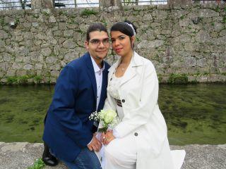O casamento de José e Lismary