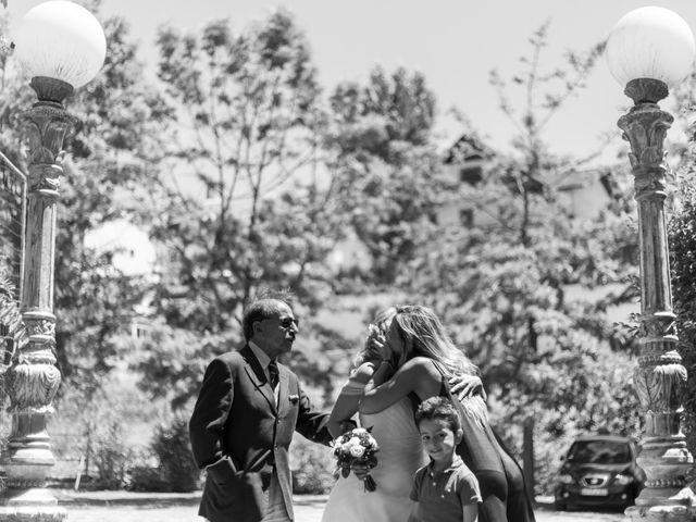 O casamento de Marco e Paula em Charneca de Caparica, Almada 8