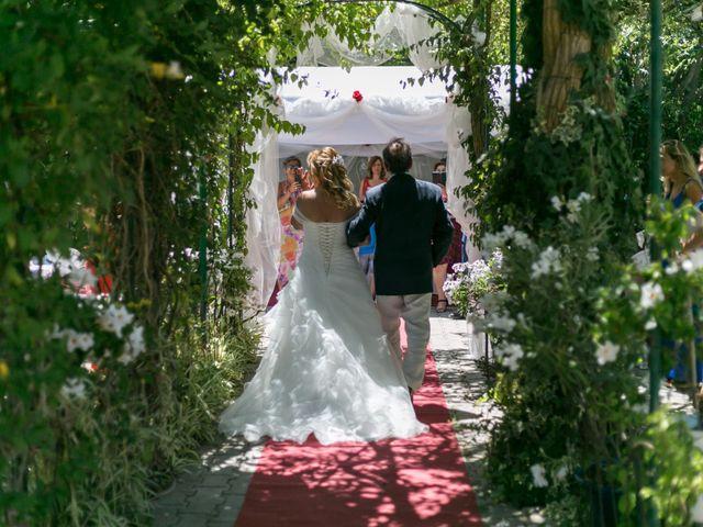 O casamento de Marco e Paula em Charneca de Caparica, Almada 11