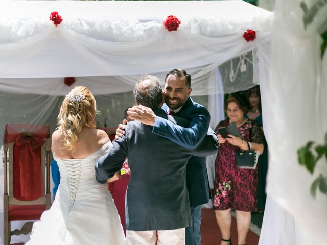 O casamento de Marco e Paula em Charneca de Caparica, Almada 12