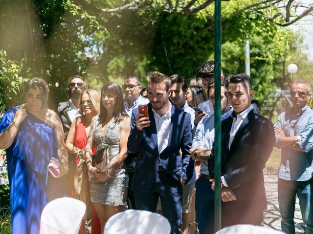 O casamento de Marco e Paula em Charneca de Caparica, Almada 14