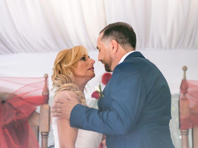 O casamento de Marco e Paula em Charneca de Caparica, Almada 1