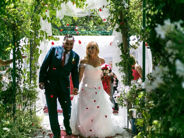 O casamento de Paula e Marco