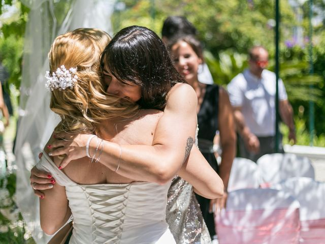 O casamento de Marco e Paula em Charneca de Caparica, Almada 15