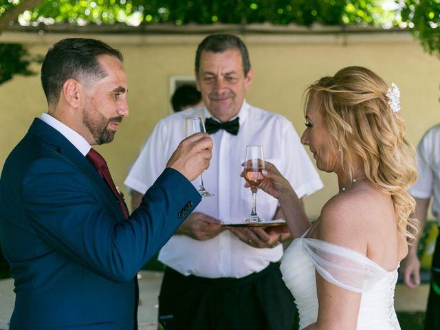 O casamento de Marco e Paula em Charneca de Caparica, Almada 2