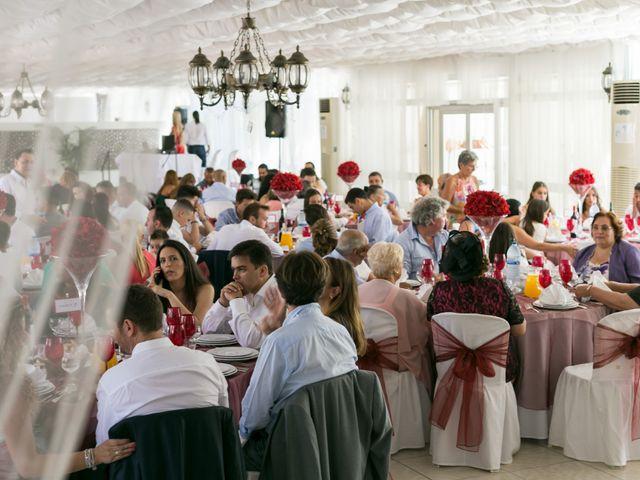 O casamento de Marco e Paula em Charneca de Caparica, Almada 16