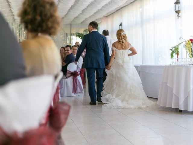 O casamento de Marco e Paula em Charneca de Caparica, Almada 17