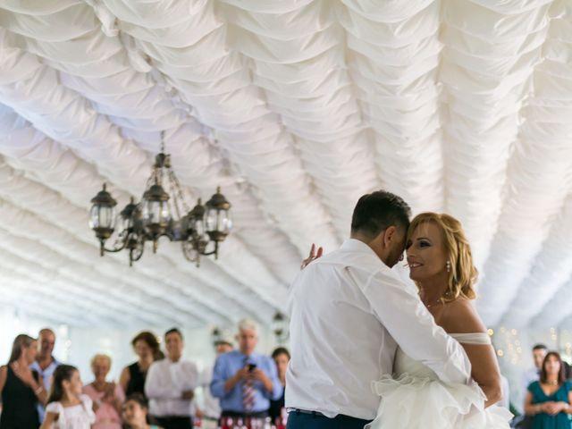 O casamento de Marco e Paula em Charneca de Caparica, Almada 20