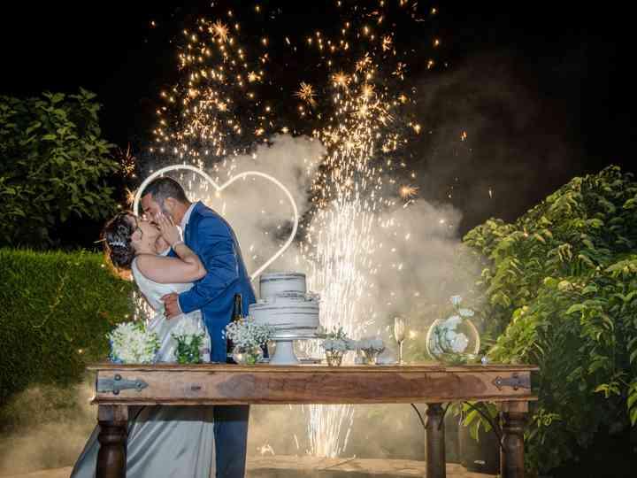 O casamento de Susana e Victor