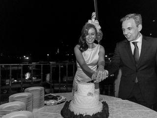O casamento de Sandra e António