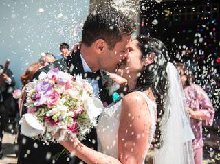 O casamento de Sandra e Alper
