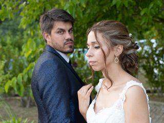 O casamento de Inês e Tiago