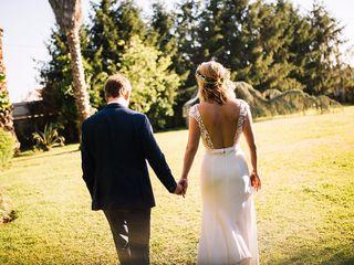 O casamento de Christelle e Julien 2