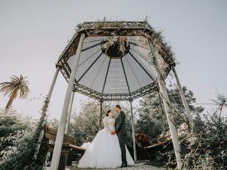 O casamento de Liliana e Fernando
