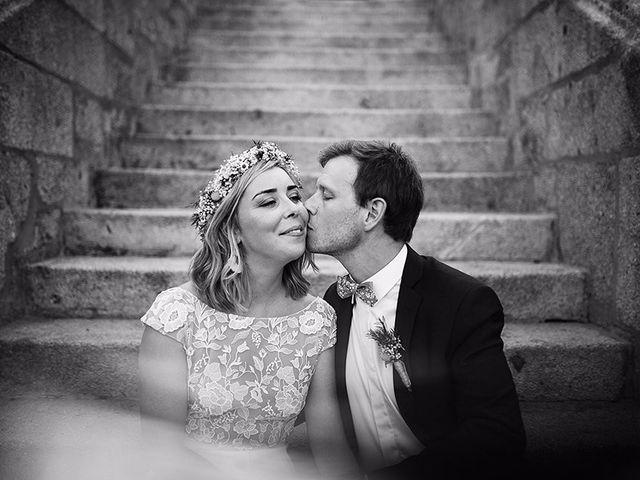 O casamento de Christelle e Julien