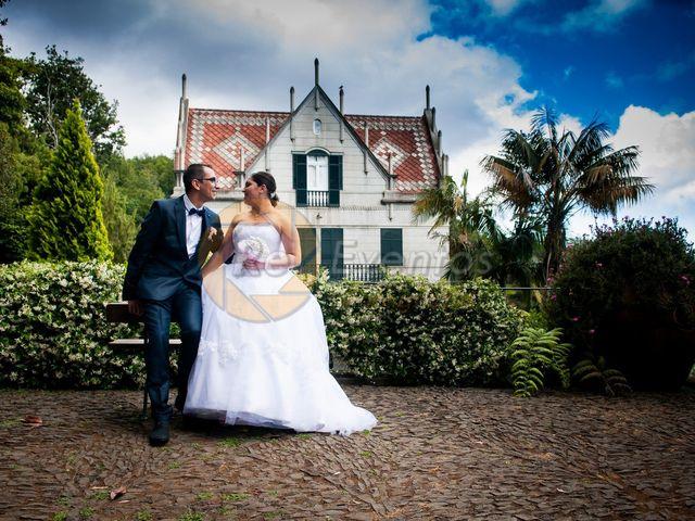 O casamento de Cristina e Délio em Camacha, Madeira 16