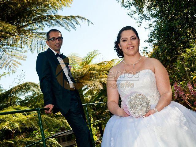 O casamento de Cristina e Délio em Camacha, Madeira 2