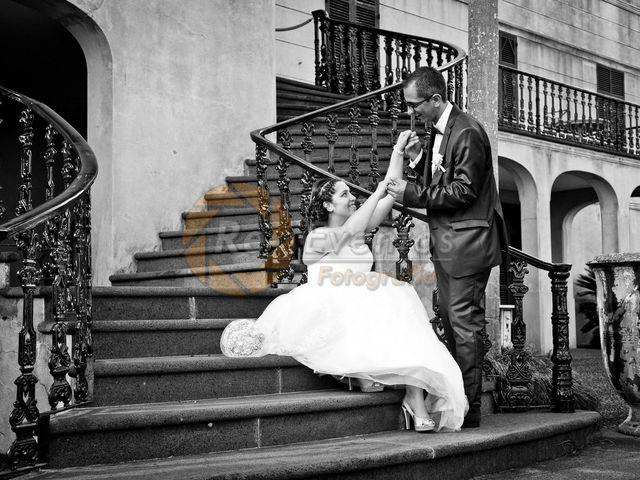 O casamento de Cristina e Délio em Camacha, Madeira 31
