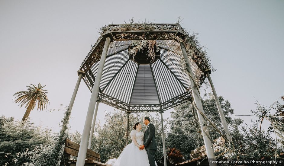 O casamento de Fernando e Liliana em Alvarães, Viana do Castelo (Concelho)