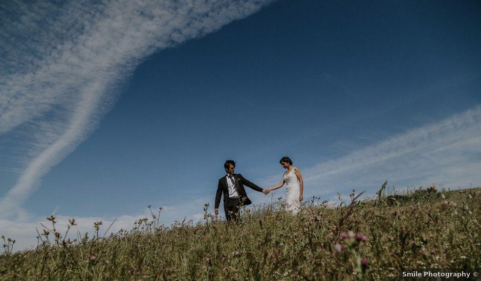 O casamento de Francisco e Patrícia em Leiria, Leiria (Concelho)