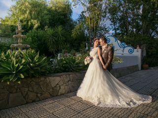 O casamento de Soraia e Nuno
