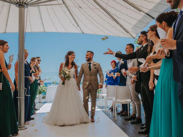 O casamento de Beatriz e João