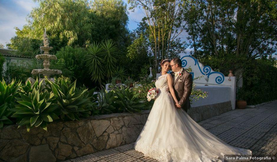 O casamento de Nuno e Soraia em Palmela, Palmela