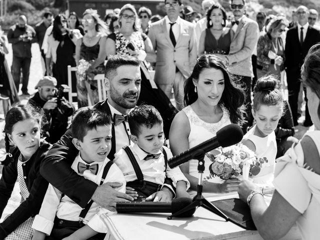 O casamento de André e Vanessa em Alcobaça, Alcobaça 16