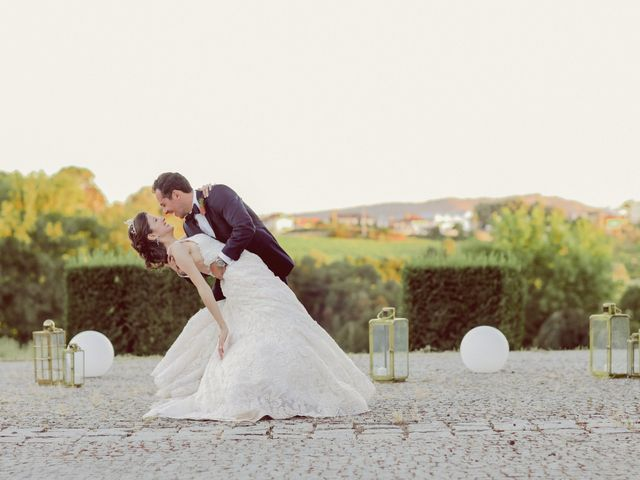 O casamento de Sara e Anthony