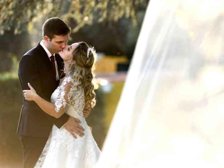 O casamento de Isabel e Ricardo