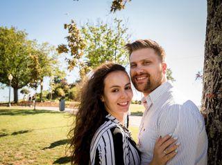 O casamento de Susana e Leandro 1