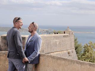 O casamento de Jens e Lukas 3
