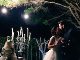 O casamento de Nadina e Tiago