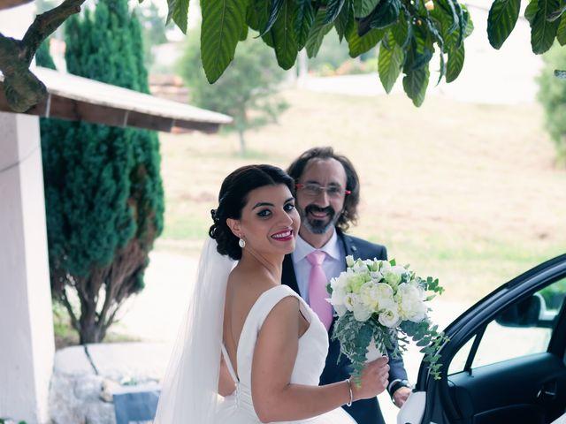 O casamento de Tiago e Nadina em Leiria, Leiria (Concelho) 15
