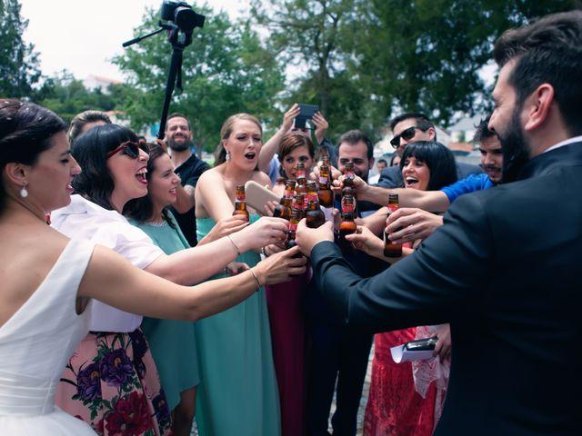 O casamento de Tiago e Nadina em Leiria, Leiria (Concelho) 19