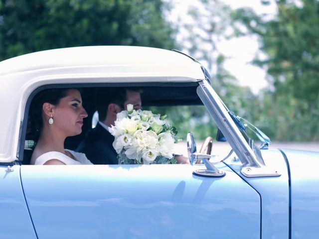 O casamento de Tiago e Nadina em Leiria, Leiria (Concelho) 1