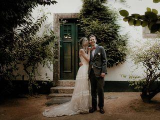 O casamento de Geninha e Alexandre