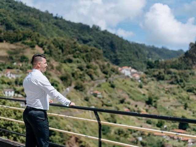 O casamento de Alexandre e Claúdia em Funchal, Madeira 9
