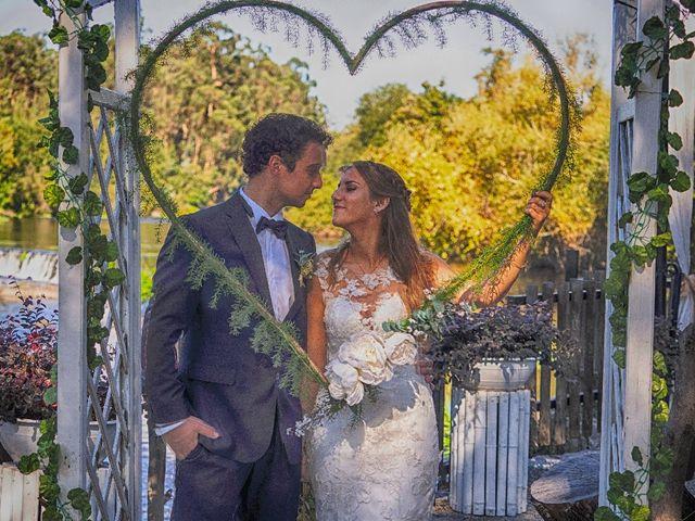 O casamento de Brenda e Hélder